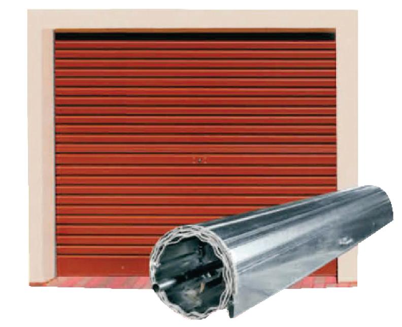 Roll up garage door mm galvanised